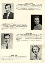 Page 17, 1956 Edition, St Wendelin High School - Foslin Yearbook (Fostoria, OH) online yearbook collection