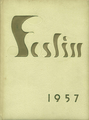 1957 Edition, St Wendelin High School - Foslin Yearbook (Fostoria, OH)