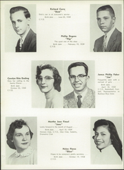 Page 16, 1957 Edition, St Wendelin High School - Foslin Yearbook (Fostoria, OH) online yearbook collection