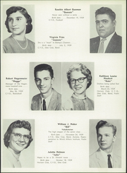 Page 17, 1957 Edition, St Wendelin High School - Foslin Yearbook (Fostoria, OH) online yearbook collection