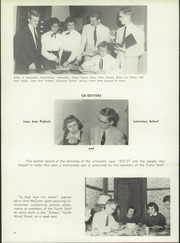 Page 8, 1957 Edition, St Wendelin High School - Foslin Yearbook (Fostoria, OH) online yearbook collection