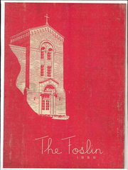 1959 Edition, St Wendelin High School - Foslin Yearbook (Fostoria, OH)