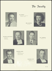 Page 15, 1951 Edition, Saint George High School - Georgian Yearbook (Evanston, IL) online yearbook collection