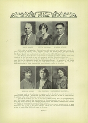 Page 12, 1929 Edition, Bloomington High School - Gothic Yearbook (Bloomington, IN) online yearbook collection