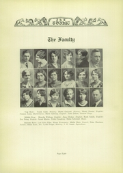 Page 14, 1929 Edition, Bloomington High School - Gothic Yearbook (Bloomington, IN) online yearbook collection