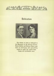 Page 7, 1929 Edition, Bloomington High School - Gothic Yearbook (Bloomington, IN) online yearbook collection