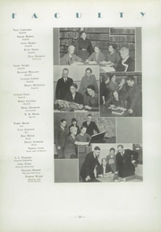 Page 16, 1936 Edition, Bloomington High School - Gothic Yearbook (Bloomington, IN) online yearbook collection