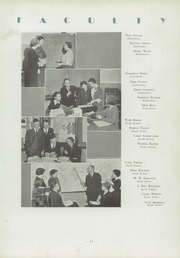 Page 17, 1936 Edition, Bloomington High School - Gothic Yearbook (Bloomington, IN) online yearbook collection