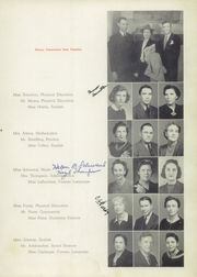 Page 13, 1942 Edition, Bloomington High School - Gothic Yearbook (Bloomington, IN) online yearbook collection