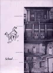 Page 11, 1955 Edition, Bloomington High School - Gothic Yearbook (Bloomington, IN) online yearbook collection
