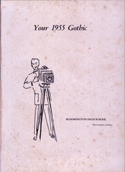 Page 5, 1955 Edition, Bloomington High School - Gothic Yearbook (Bloomington, IN) online yearbook collection