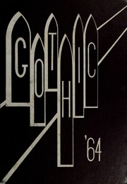1964 Edition, Bloomington High School - Gothic Yearbook (Bloomington, IN)