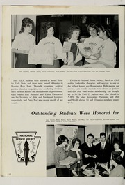 Page 16, 1964 Edition, Bloomington High School - Gothic Yearbook (Bloomington, IN) online yearbook collection