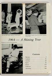 Page 7, 1964 Edition, Bloomington High School - Gothic Yearbook (Bloomington, IN) online yearbook collection