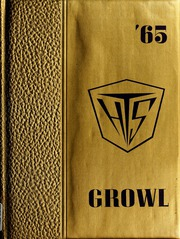 1965 Edition, Westview High School - Growl Yearbook (Topeka, IN)