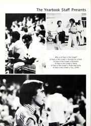 Page 8, 1979 Edition, Jones County High School - Growl Yearbook (Gray, GA) online yearbook collection