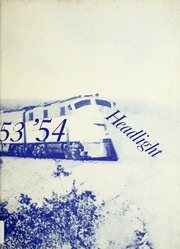Altoona High School - Headlight Yearbook (Altoona, WI) online yearbook collection, 1954 Edition, Page 1