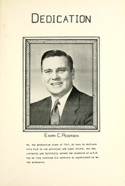 Page 11, 1954 Edition, Altoona High School - Headlight Yearbook (Altoona, WI) online yearbook collection