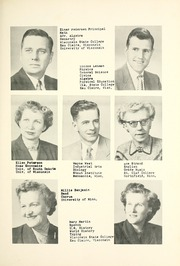 Page 17, 1954 Edition, Altoona High School - Headlight Yearbook (Altoona, WI) online yearbook collection