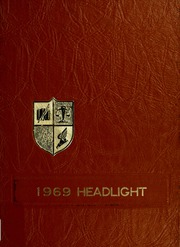 Altoona High School - Headlight Yearbook (Altoona, WI) online yearbook collection, 1969 Edition, Page 1