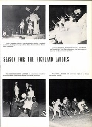 Page 11, 1961 Edition, Highland High School - Highlander Yearbook (Anderson, IN) online yearbook collection