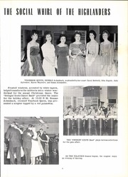 Page 13, 1961 Edition, Highland High School - Highlander Yearbook (Anderson, IN) online yearbook collection