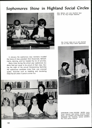 Page 126, 1964 Edition, Highland High School - Highlander Yearbook (Anderson, IN) online yearbook collection