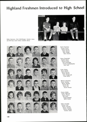 Page 132, 1964 Edition, Highland High School - Highlander Yearbook (Anderson, IN) online yearbook collection