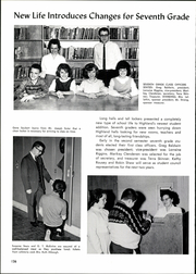 Page 140, 1964 Edition, Highland High School - Highlander Yearbook (Anderson, IN) online yearbook collection