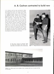 Page 12, 1965 Edition, Highland High School - Highlander Yearbook (Anderson, IN) online yearbook collection