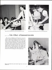 Page 10, 1969 Edition, Highland High School - Highlander Yearbook (Anderson, IN) online yearbook collection