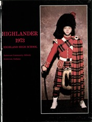 Page 3, 1973 Edition, Highland High School - Highlander Yearbook (Anderson, IN) online yearbook collection