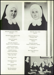 Page 11, 1956 Edition, St Joseph Hill Academy - Hilltopper Yearbook (Staten Island, NY) online yearbook collection