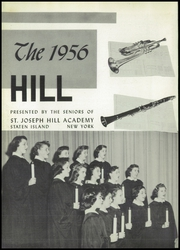 Page 6, 1956 Edition, St Joseph Hill Academy - Hilltopper Yearbook (Staten Island, NY) online yearbook collection