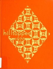 1970 Edition, St Joseph Hill Academy - Hilltopper Yearbook (Staten Island, NY)