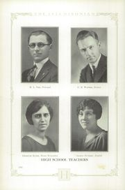 Page 14, 1924 Edition, Hicksville High School - Hixonian Yearbook (Hicksville, OH) online yearbook collection