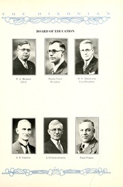 Page 17, 1932 Edition, Hicksville High School - Hixonian Yearbook (Hicksville, OH) online yearbook collection