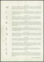 Page 12, 1933 Edition, Hicksville High School - Hixonian Yearbook (Hicksville, OH) online yearbook collection