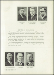 Page 15, 1933 Edition, Hicksville High School - Hixonian Yearbook (Hicksville, OH) online yearbook collection