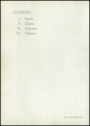 Page 6, 1933 Edition, Hicksville High School - Hixonian Yearbook (Hicksville, OH) online yearbook collection