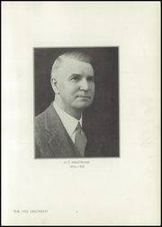 Page 9, 1933 Edition, Hicksville High School - Hixonian Yearbook (Hicksville, OH) online yearbook collection