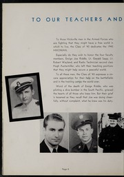 Page 12, 1943 Edition, Hicksville High School - Hixonian Yearbook (Hicksville, OH) online yearbook collection