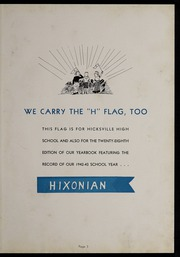 Page 7, 1943 Edition, Hicksville High School - Hixonian Yearbook (Hicksville, OH) online yearbook collection
