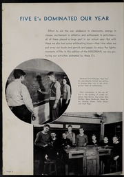 Page 8, 1943 Edition, Hicksville High School - Hixonian Yearbook (Hicksville, OH) online yearbook collection