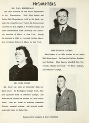 Page 12, 1947 Edition, Hicksville High School - Hixonian Yearbook (Hicksville, OH) online yearbook collection