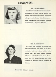 Page 14, 1947 Edition, Hicksville High School - Hixonian Yearbook (Hicksville, OH) online yearbook collection