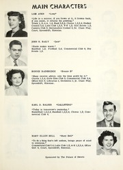 Page 17, 1947 Edition, Hicksville High School - Hixonian Yearbook (Hicksville, OH) online yearbook collection