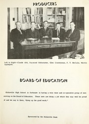 Page 7, 1947 Edition, Hicksville High School - Hixonian Yearbook (Hicksville, OH) online yearbook collection
