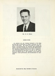 Page 8, 1947 Edition, Hicksville High School - Hixonian Yearbook (Hicksville, OH) online yearbook collection