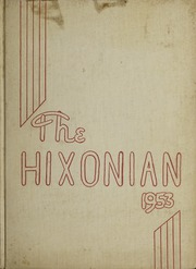 Page 1, 1953 Edition, Hicksville High School - Hixonian Yearbook (Hicksville, OH) online yearbook collection